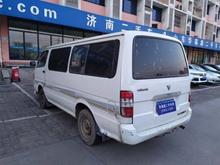 济南福田客车-风景快运-2009款 汽油 长轴 舒适型