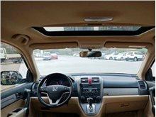 泰安本田CRV 2010款 2.4 自动挡四驱豪华版