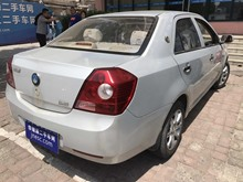 济南吉利-金刚-2009款 2代 1.5L 手动标准型