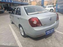济南吉利-金刚-2014款 三厢 1.5L 手动精英型