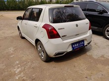 濟南鈴木-雨燕-2014款 1.3L 手動標準型