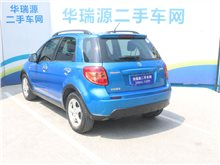濟南鈴木-天語SX4-2011款 兩廂 1.6L 自動舒適型