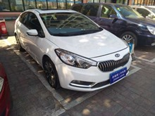 济南起亚 起亚K3 2013款 1.6L 自动GLS