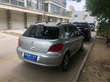 濟南標致307 2013款 兩廂 1.6L 手動舒適版