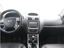 济南吉利 帝豪 2013款 两厢 1.5L 手动尊贵型