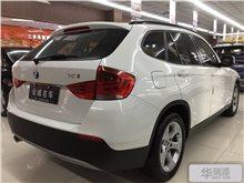 枣庄宝马X1 2012款 sDrive18i时尚型