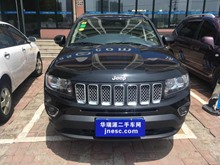 济南Jeep-指南者(进口)-2014款 2.4L 四驱豪华版
