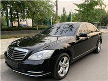 东营奔驰S级 2012款 S 300 L 商务简配型