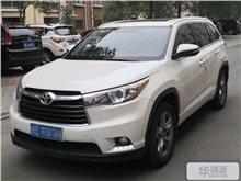 东营丰田 汉兰达 2015款 3.5L 四驱豪华版 7座