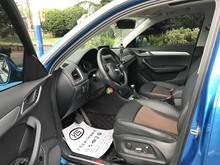 青岛奥迪-奥迪Q3- 2017款 35 TFSI 时尚型