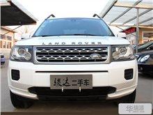 潍坊路虎 神行者2 2012款 2.2T SD4 SE柴油款
