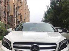 济南奔驰GLA 2016款 GLA 220 4MATIC 豪华型