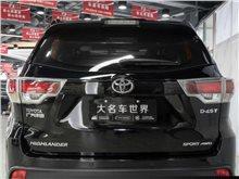 东营丰田 汉兰达 2017款 3.5L 四驱豪华导航版 7座