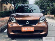 济南smart fortwo 2015款 1.0L 硬顶灵动版