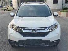 滨州本田CRV 2018款 240TURBO CVT两驱舒适版