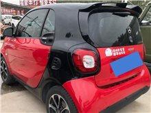 临沂smart fortwo 2015款 1.0L 硬顶激情版