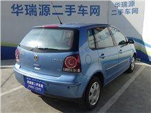 济南大众 POLO 2008款 劲情 1.4L 手动时尚版