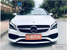 濟南奔馳CLA級(進口) 2018款 CLA 200 時尚型