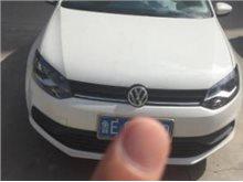 东营大众 POLO 2016款 1.4L 手动风尚型