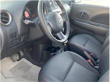 威海日产 玛驰 2010款 1.5 XL 自动易炫版