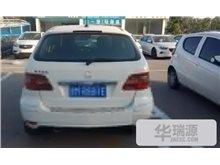 滨州奔驰B级(进口) 2012款 B 200