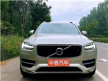 济南沃尔沃XC90(进口) 2016款 E驱混动 2.0T T8 个性运动版 7座