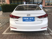 济南现代-领动-2016款 1.6L 自动智炫·精英型