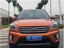 淄博北京现代ix25 2015款 1.6L 自动两驱尊贵型DLX