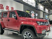 青岛北京BJ40 2018款 PLUS 2.3T 自动四驱环塔冠军版
