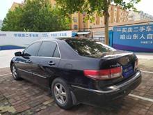 济南本田-雅阁-2005款 2.4L 标准版