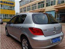 濟南標致307 2010款 兩廂 1.6L 手動豪華版
