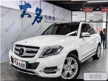 东营奔驰GLK级 2013款 GLK 300 4MATIC 时尚型