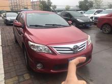 济南丰田 卡罗拉 2010款 1.6 GL5MT
