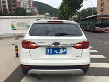 济南中华 中华V5 2014款 1.5T 自动两驱豪华型