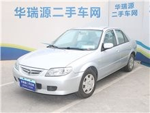 济南海马 海福星 2009款 1.6L 手动舒适GLX