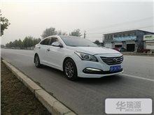 菏泽现代 名图 2014款 1.8L 自动尊贵型