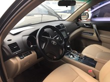 濟南豐田 漢蘭達 2011款 2.7L 兩驅7座豪華版