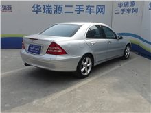 济南奔驰C级(进口) 2006款 C 230 时尚型