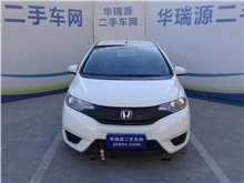 济南本田 飞度 2014款 1.5L LX 手动舒适型