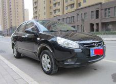 济南江淮 和悦 2011款 1.5L 手动豪华型
