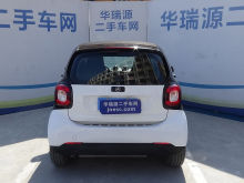 济南smart Fortwo(进口) 2015款 1.0L 52千瓦硬顶灵动版