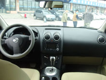 济南日产 逍客 2011款 2.0XL 火 CVT 2WD