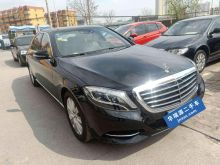 济南奔驰-奔驰S级(进口)-2014款 S 320 L 豪华型