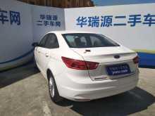 济南福特 福睿斯 2015款 1.5L 手动舒适型