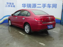济南雪铁龙-世嘉-2012款 三厢 1.6L 手动品尚型