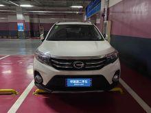 济南广汽传祺 传祺GS3 2017款 200T 自动豪华版