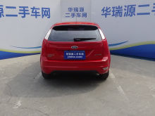 济南福特-福克斯-2014款 两厢经典 1.8L 手动酷白典藏版