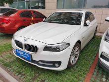 济南宝马5系 2014款 520Li 典雅型