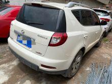 济南吉利全球鹰-吉利GX7-2012款 2.0L 手动舒适型