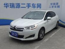 济南雪铁龙C4L 2013款 1.6L 手动劲享版